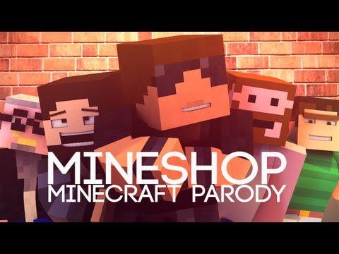 Thrift Shop (Minecraft Parody)