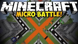 |minecraft|micro battle|bölüm 1|