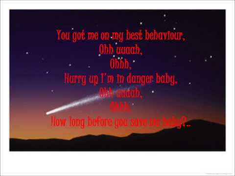 Best Behaviour N-Dubz (Lyrics)