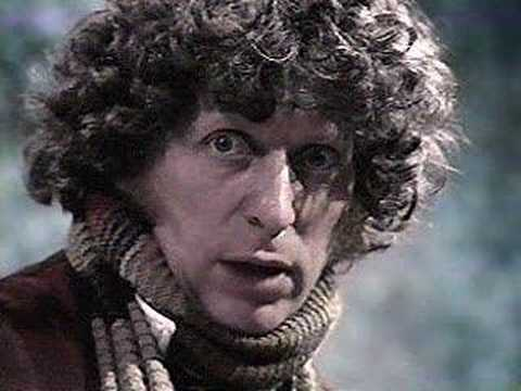 Doctor Who - Tom Baker Interview