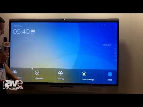 InfoComm 2015: Newline Interactive Shows Off X Series Unified Collaboration Device