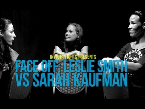 INVICTA FC FACE-OFF: Sarah Kaufman vs Leslie Smith
