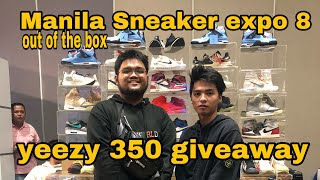What is a Sneakerhead Manila Sneaker Expo 8
