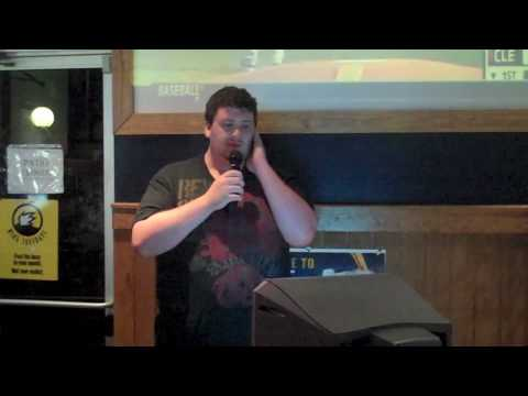 Alabaster Bww Karaoke-levi, I Can Go The Distance - Large.m4v video