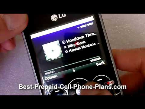 Net10 LG 900G Review - New App-Capable Prepaid Phone