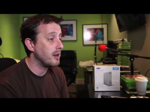 Xbox 360 USB Drive Tests with Achievement Hunter