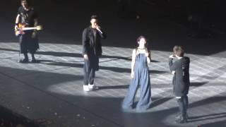 Download 志明與春嬌 (余文樂 楊千嬅) @五月天 LIFE 巡迴演唱會(香港站Day3) 獻唱電影主題曲 並合唱《突然好想你》! 3Gp Mp4