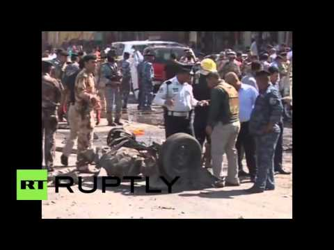 Iraq: Ten killed, 28 injured in bomb blasts targeting Baghdad mosque