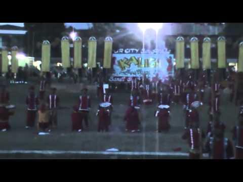GINGOOG CITY KALIGA FESTIVAL 2014 - GCCNHS
