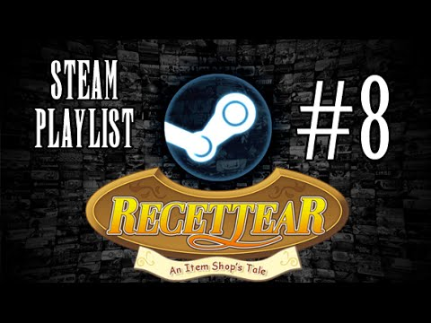 Steam Playlist - Recettear: An Item Shop's Tale P8 (Days 21-23)