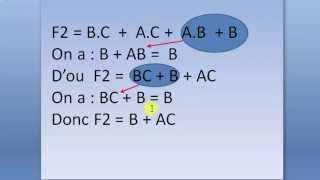 logique combinatoire part 8 exercices resolus