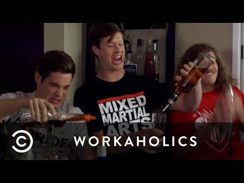 Workaholics Season 5 - Comedy Central UK (Trailer)