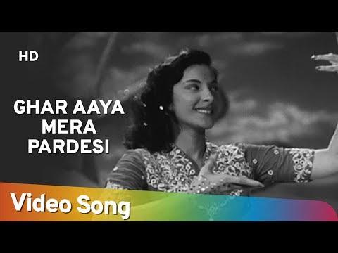 Ghar Aaya Mera Pardesi - Nargis - Raj Kapoor - Awaara - Lata...