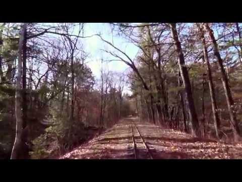 Riverside & Great Northern Railway: First Train/Speeder Ride of the Season!