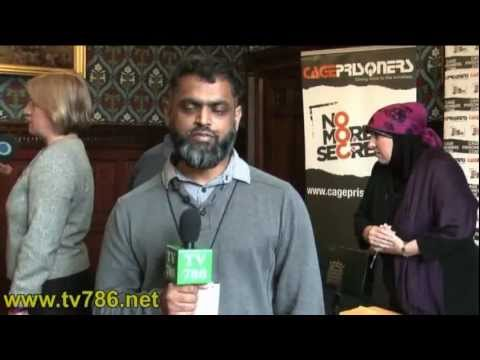 Moazzam Begg Guantanamo Bay Cage Prisoner tells the Facts