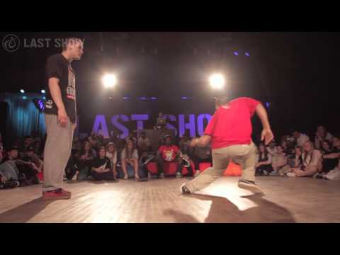 LAST SHOW HIP-HOP BATTLES | 1/2 of Final | Dam'en vs. Tadj [ May 11, Smolensk ]