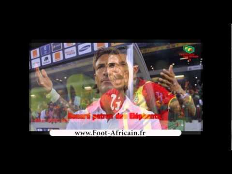 Flash Spécial Foot africain : Hervé Renard sélectionneur de la Côte d'Ivoire