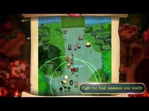 《Little Raiders: Robin's Revenge》iOS Launch Trailer 上市預告片 - Ubisoft SEA