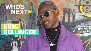 Eric Bellinger On Making Hits & Transforming From Producer to Performer on My Grind