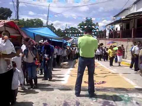 LA MIXTECA: CHILA DE LAS FLORES, PUEBLA