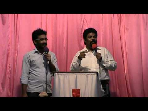 Let Not Your Heart Be Troubled (part 1) -by  Evangelist George Babu video
