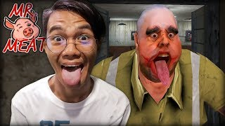 BOPLAKS! | Mr. Meat (Android Horror Game) - ENDING #Filipino