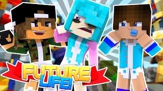 LITTLE KELLYS KIDS GET BULLIED AT SCHOOL! Minecraft Future Life w/LittleDonny