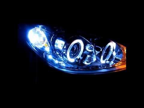 CAMRY HID Projector Halo Headlights