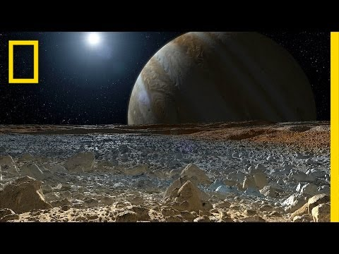 National Geographic Live! - Life Beyond Earth, Part 2: Kevin Hand