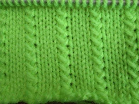 apprendre a tricoter les points