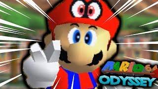 Super Mario Odyssey 64 DLC