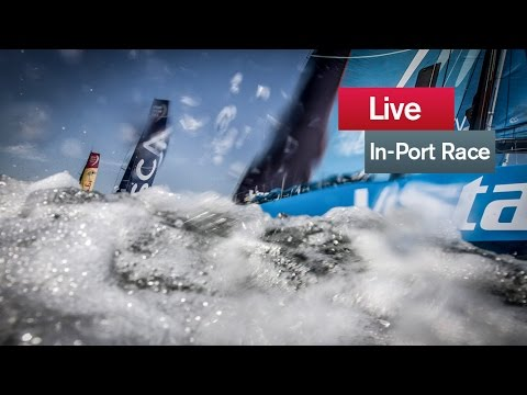 Live recording: Lisbon In-Port Race