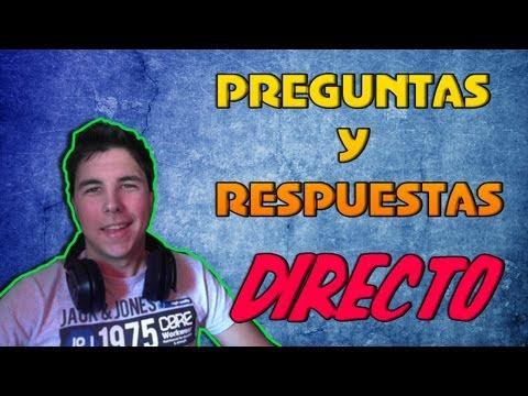 DIRECTO - PREGUNTAS Y RESPUESTAS - WILLYREX