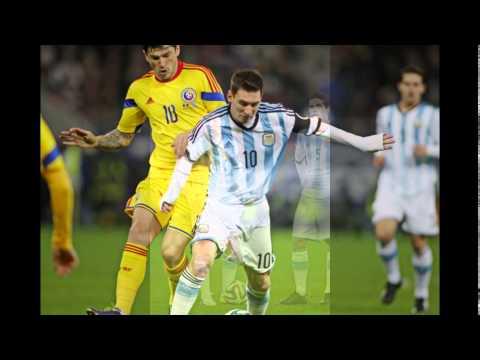 MESSI IN ROMANIA -Lionel Andrés Messi (n. 24 iunie 1987)