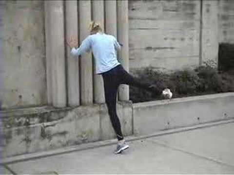 Amy Acuff Instructional High Jump DVD 2