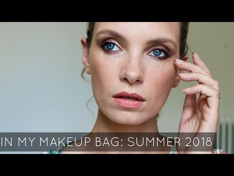 What's In My Makeup Bag: Summer 2018 | A Model Recommends