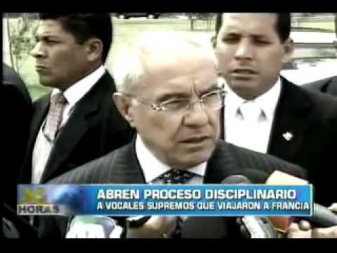 Francisco Tavara Cordova y Jorge Solis Espinoza: Vocales supremos son investigados por CNM