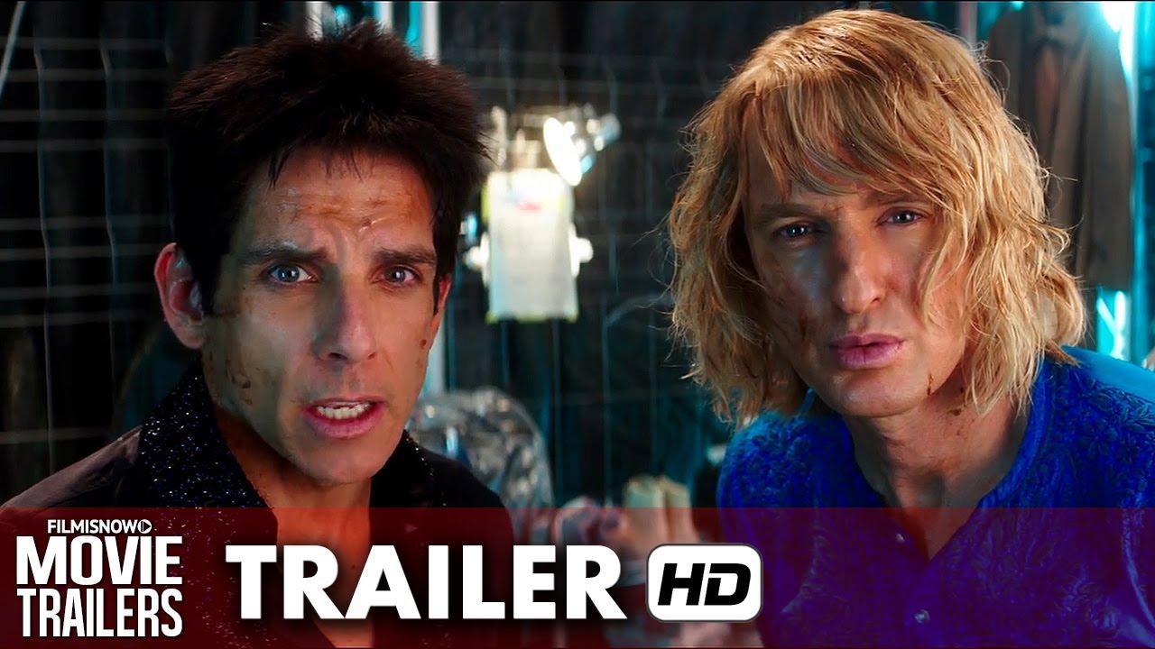 Zoolander 2 Official Trailer (2016) - Ben Stiller, Owen Wilson [HD]