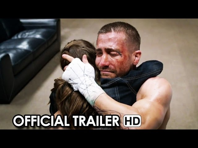 SOUTHPAW - Billy 'The Great' Hope Boxing Champion - 'Kings Never Die' Trailer (2015) HD