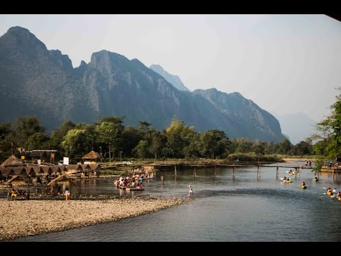 Travel Laos - Vang Vieng, Adventure Travel for Everyone