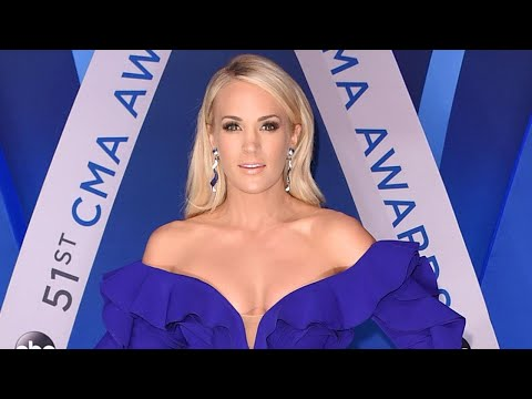 Carrie Underwood Reveals Major Injury to Her Face