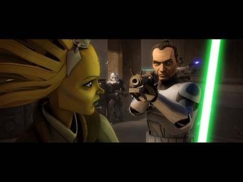 The Future of Star Wars: The Clone Wars