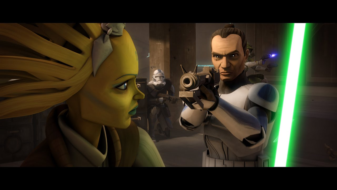 The Future of Star Wars: The Clone Wars - YouTube