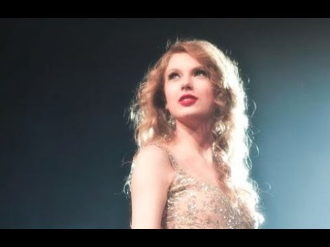Taylor Swift live - Enchanted # Speak Now Tour