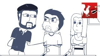 Rooster Teeth Animated Adventures  Behind the Blue 4K