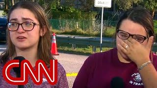 Student recounts classmates being shot