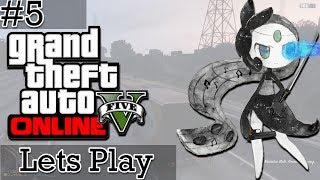 Together Let's Play Grand Theft Auto V Online #5: LKWs sind der kracher