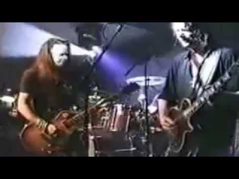 John Norum with Brian Robertson - Massacre&Emerald (live)