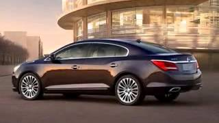 2016 Buick LaCrosse Interior And Exterior