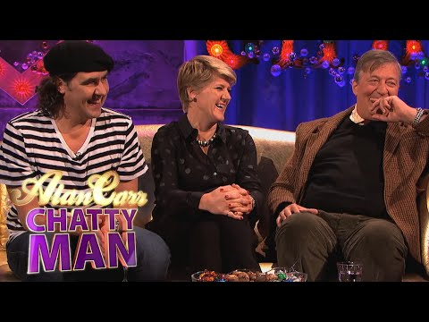 How To Be A National Treasure - Alan Carr: Chatty Man